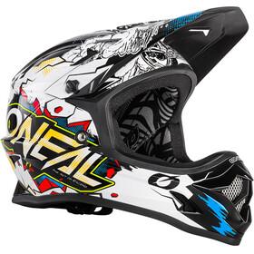 ONeal Backflip RL2 - Casque de vélo - Villain blanc/Multicolore